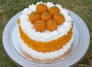 laddu cake