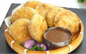 potato stuffed mini snacks