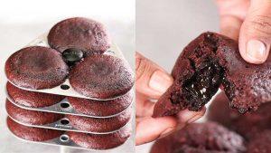 choco lava idli cake
