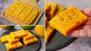 mango milk cake