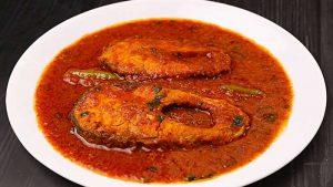 masala fish curry