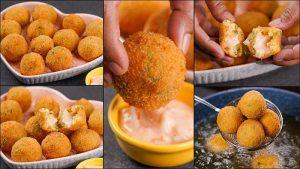 mayo potato balls