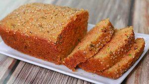 spicy semolina cake