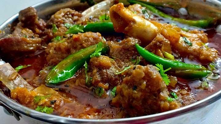 achari mutton recipe