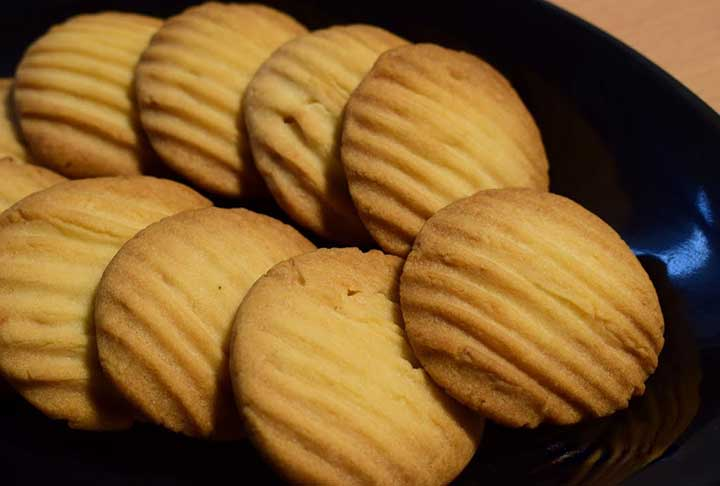 good day cookies recipe