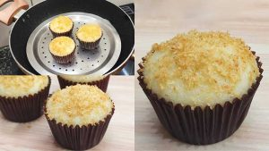 coconut butter muffins