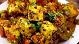 instant paneer sabji