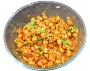 chana chaat recipe in hindi