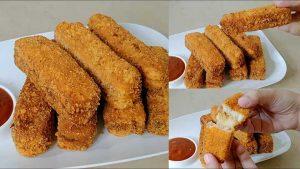 chicken bread sticks