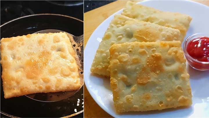 mughlai egg paratha recipe