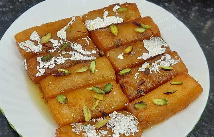 paal cake recipe in hindi