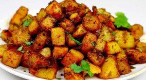 simple potato fry