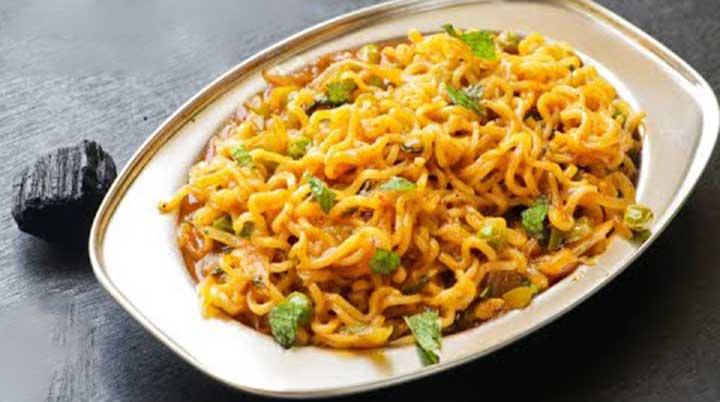 tandoori maggi recipe
