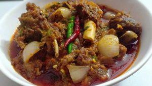 mutton do pyaza