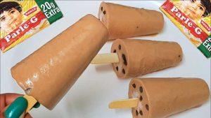 parle g biscuit ice cream